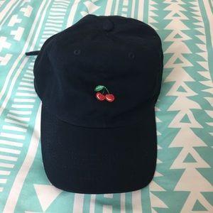 Brandy Melville Cherry Hat